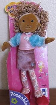 中古 流行のアイテム 輸入品 未使用未開封 Groovy Girls Poseable AA Shayla 舗 - Doll