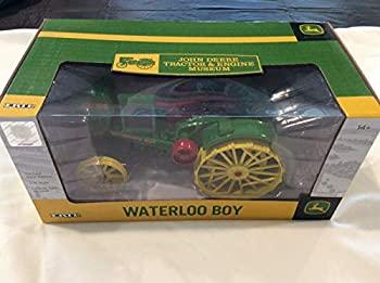 中古 輸入品 大規模セール 未使用未開封 1 16th John Deere 最安値 Waterloo - Museum Engine 2014 Boy Edition Tractor