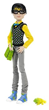 【中古】【輸入品・未使用未開封】Monster High Jackson Jekyll Doll