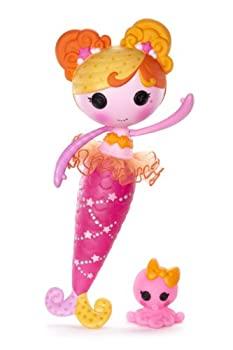 中古 輸入品 未使用未開封 Lala-Oopsies Mermaid - オープニング 大放出セール メーカー直送 Opal by Lalaloopsy Doll