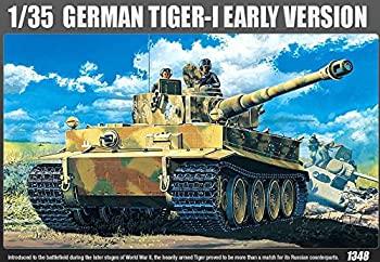 中古 輸入品 保証 日本最大級の品揃え 未使用未開封 Academy プラスチックモデルキット1? 35?German tiger-i # g4?W8b-48q60742 13239? Item Earlyバージョン