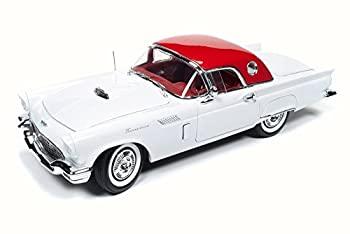 中古 輸入品 未使用未開封 1957 Ford Thunderbird Convertible White 2016 Christmas Edition Issue 低価格化 Numbered Limited 3 Chassis 1002pcs and 18 by Autoworl 超激得SALE to 1