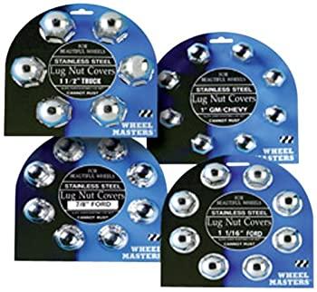 中古 輸入品 未使用未開封 Wheel 8インチラグナット Masters 爆買いセール カスタムカバーフォードその他の7 8019 出色