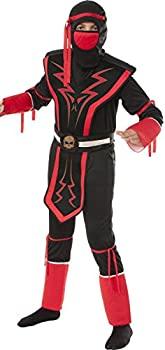 中古 輸入品 未使用未開封 Rubie's Red and Skull 並行輸入品 現品 Small Black Ninja 2020 新作 Costume