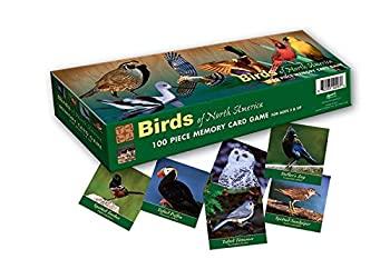 中古 輸入品 未使用未開封 Memory Game North Birds America of 限定タイムセール 並行輸入品 商店