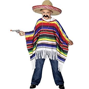 中古 一部予約 輸入品 未使用未開封 Mexican Child 並行輸入品 セール商品 Poncho Costume