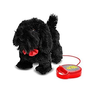 中古 輸入品 未使用未開封 Meva PawPals Kids Walking and 限定Special Price Barking Puppy … Leash 日本未発売 Pet Control Toy Black Remote Dog 並行輸入品 with