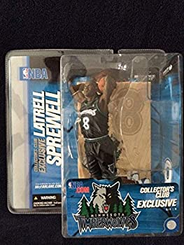 中古 ランキングTOP5 輸入品 未使用未開封 NBA McFarlane Sportspicks Series 出荷 7 Latrell 並行輸入品 Sprewell Figure Exclusive Timberwolves Action
