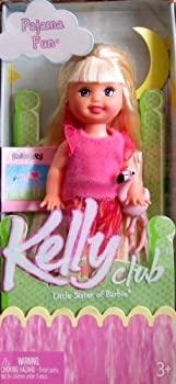 中古 輸入品 ※ラッピング 店内限界値引き中&セルフラッピング無料 ※ 未使用未開封 Barbie Pajama 2004 KELLY 並行輸入品 Fun Doll