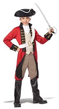 中古 輸入品 未使用未開封 California Costumes 誕生日/お祝い British Costume%カンマ% X-Large Child お求めやすく価格改定 並行輸入品 Redcoat