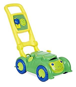 中古 輸入品 未使用未開封 Melissa Doug Sunny 並行輸入品 舗 Snappy Turtle 激安☆超特価 Patch Toy Mower