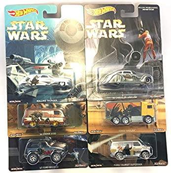 中古 輸入品 未使用未開封 Hot Wheels 1:64 Scale Ralph McQuarrie Star Wars お気にいる DLB45-956F 売れ筋 - Car Diecast 並行輸入品 Set cars Mdoel 6 of