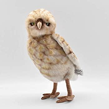 中古 セール特価 輸入品 未使用未開封 超特価 Hansa 並行輸入品 Plush Burrowing Owl