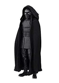 中古 輸入品 未使用未開封 S.H.Figuarts Star Wars Kylo Ren Wars: The 海外輸入 Rise Action ABS 2020 新作 of Figure Cloth Skywalker 並行輸入品 PVC 6in. Painted