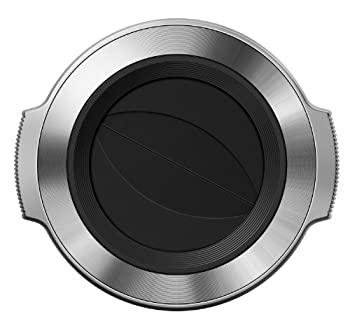 中古 輸入品 未使用未開封 OLYMPUS M.ZUIKO 未使用 DIGITAL ED 14-42mm シルバー 並行輸入品 F3.5-5.6 LC-37C SLV 直営ストア 自動開閉式レンズキャップ EZ用