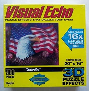 返品送料無料 中古 輸入品 未使用未開封 'Celebration' Visual 専門店 Puzzle Echo 3D 並行輸入品