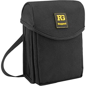 中古 輸入品 春の新作続々 未使用未開封 国内送料無料 Ruggard FPB-3108B 10-Pocket Filter Pouch for 6