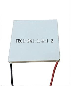 中古 輸入品 未使用未開封 激安超特価 LENX 55x55MM 7V 1.25A Power Peltier Generation Module TEG1-241-1.4-1.2 商品追加値下げ在庫復活 Thermoelectric 並行輸入品
