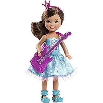 【2021年製 新品】 【】【輸入品・未使用未開封】Barbie Royals in in 'N Rock 'N Royals Purple Pop Star Chelsea Doll [並行輸入品], 【ラッピング無料】:2f242113 --- greencard.progsite.com