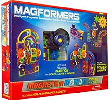 低価格 中古 輸入品 未使用未開封 Magformers Magnets in Set Power Motion Piece 大注目 83 並行輸入品