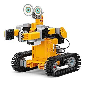 中古 輸入品 未使用未開封 UBTECH Jimu 再再販 Robot Tankbot App Kit Enabled 並行輸入品 Block 最安値 Stem Robotic Building Learning