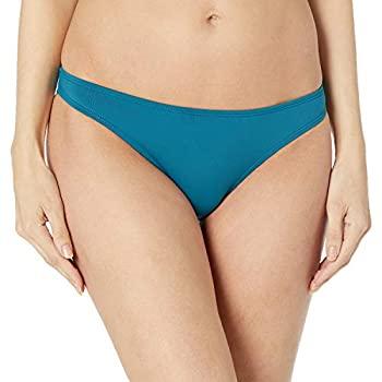 中古 激安☆超特価 輸入品 未使用未開封 Roxy Junior's Solid Beach Classics 激安 激安特価 送料無料 Ink Bottom XS Bikini Moderate Blue