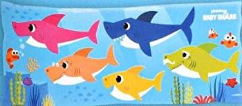 国内正規品 中古 輸入品 未使用未開封 Baby Shark 装飾用抱き枕カバー 子供用 20インチ 豪華な 54インチ 1パック ベッド枕カバーサイズ スーパーソフト x