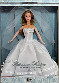 中古 輸入品 未使用未開封 新発売 1999 Blonde Millennium Wedding お中元 Barbie