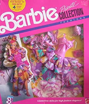 中古 輸入品 未使用未開封 Barbie Private Collection 大注目 Fashions Glamorous Styles Mattel 1989 Clothes Ruffle Hawthorne Fashion 年間定番