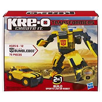 【中古】【輸入品・未使用未開封】Kre-O 基本的なトランスフォーマーセット - マルハナバチ ブロック組み立てセット並行輸入品 アメリカ販売品