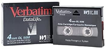 【中古】【輸入品・未使用未開封】Verbatim 2.0?GB 4?mm 90?m DL dds1データカートリッジ(Discontinued by Manufacturer)