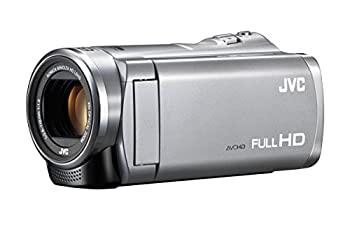 【中古】【輸入品日本向け】JVCKENWOOD JVC ビデオカメラ Everio 60倍ダイナミックズーム シルバー GZ-E109-S