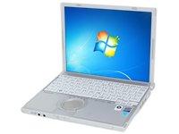 中古 新登場 輸入品日本向け パナソニック Lets note CF-T8 送料無料限定セール中 Windows ノート パソコン Core2Duo 160GBHDD 7 2GBメモリ