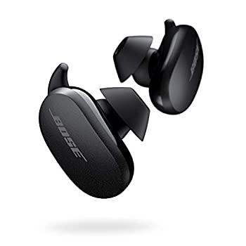 中古 直営限定アウトレット 輸入品日本仕様 Bose QuietComfort Earbuds 完全ワイヤレスイヤホン Bluetooth接続対応 最大6時間連続使用 春の新作続々 トリプルブラック IPX4 ノイズキャンセリング