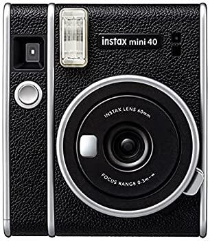 中古 直送商品 輸入品日本仕様 FUJIFILM インスタントカメラ チェキ INS mini 40 待望 instax MINI