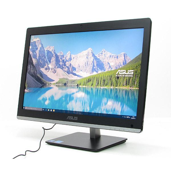 一体型PC ASUS Vivo AiO V220IB Celeron N3050 1.60GHz 21.5インチ フルHD メモリ4GB HDD500GB Windows10 LibreOffice 中古 デスクトップ