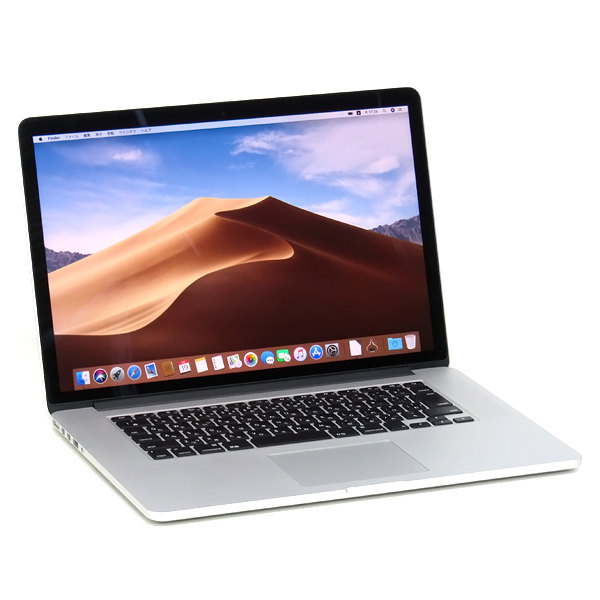 【超特価sale開催】 【】 ノートパソコン 本体 Apple MacBook Pro Early 2013 15インチ Retina Core i7 3635QM 2.4GHz 8GB SSD 256GB Mojave Libre Office搭載 Wi-Fi Bluetooth, 三重郡 9314353c