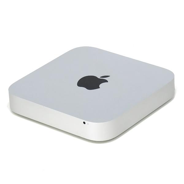 【中古】中古パソコン デスクトップ 本体 Apple Mac mini Mid 2011 新品SSD&メモリ Core i5 2415M 2.3GHz 16GB 256GB Office搭載 無線LAN Bluetooth High Sierra Wi-Fi 無線LAN Bluetooth MC815J/A