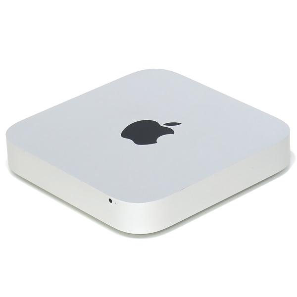 【中古】中古パソコン デスクトップ 本体 Apple Mac mini Mid 2011 新品SSD Core i5 2415M 2.3GHz 8GB 512GB LibreOffice 無線LAN Bluetooth High Sierra Wi-Fi 無線LAN Bluetooth MC815J/A OS変更オプションあり