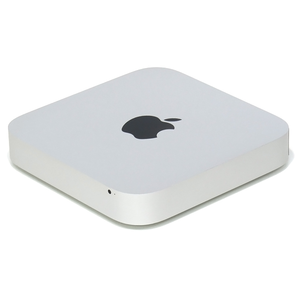 【中古】中古パソコン デスクトップ 本体 Apple Mac mini Late 2012 新品SSD Core i5 3210M 2.5GHz 8GB 512GB Office搭載 Wi-Fi 無線LAN Bluetooth Mojave 10.14 MD387J/A