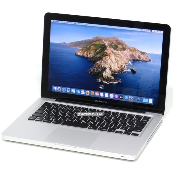 【中古】新品SSD Apple MacBook Pro Mid 2012 9.2 13インチ Core i7 3520M 2.9GHz メモリ8GB 256GB JISキー 日本語 Webカメラ 中古パソコン ノートパソコン 本体 OS変更オプションあり MD102J/A A1278 テレワーク 在宅勤務