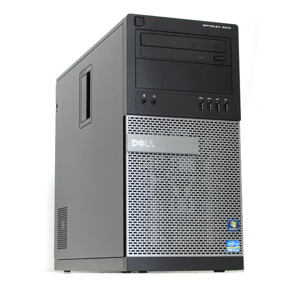 【中古】中古パソコン ゲーミングPC 新品SSD DELL デル OPTIPLEX 9010 Core i7 3770 3.4GHz 8GB 240GB GeForce GTX1050 Office Windows10 DVDマルチ 送料無料