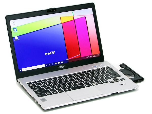 【中古】WQHD液晶 新品SSD 訳アリ 富士通 LEFEBOOK S904/H Core i5 4300U 1.9GHz 6GB 256GB 13.3インチ Windows10 LibreOffice 中古 ノートパソコン Webカメラ 無線LAN 黒 ブラック