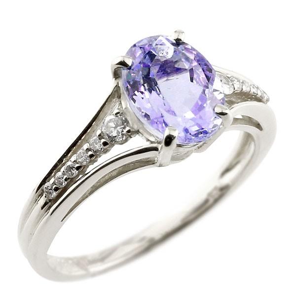 婚約指輪 安い エンゲージリング 婚約指輪 プラチナ 一粒 アメジスト 大粒 指輪 ダイヤモンド 2月誕生石 ストレート 宝石 送料無料