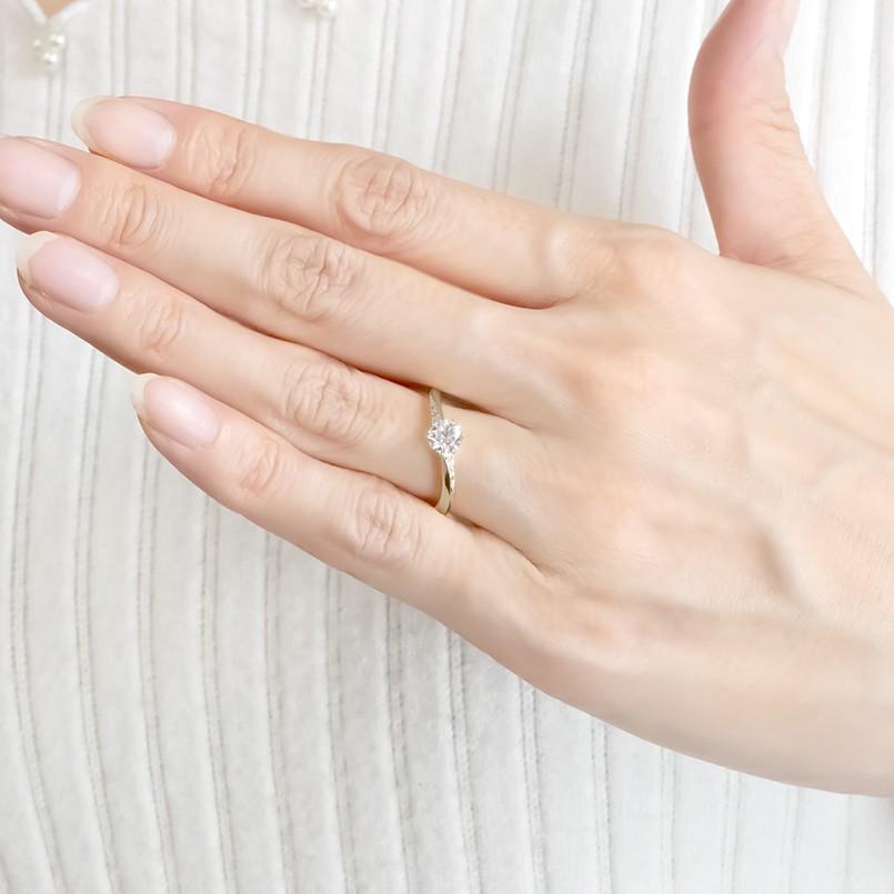 プラチナ リング レディース ダイヤモンド 婚約指輪 安い エンゲージリング ダイヤ 指輪 ピンキーリング pt900 宝石 女性 人気 送料無料Lj3A54R