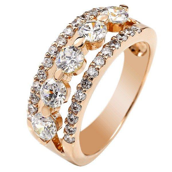 婚約指輪 エンゲージ ダイヤモンド リング 幅広 ピンクゴールドk18 ダイヤ 18金 ストレート レディース ブライダルジュエリー ウエディング 贈り物 誕生日プレゼント ギフト ファッション 18k お返し 妻 嫁 奥さん 女性 彼女 娘 母 祖母 パートナー 送料無料