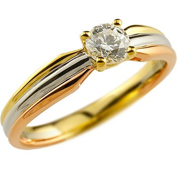 婚約指輪 エンゲージリング ダイヤモンドリング 一粒ダイヤモンド 大粒 立爪 指輪 ゴールドk18 18金 ダイヤ ストレート レディース ブライダルジュエリー ウエディング 贈り物 誕生日プレゼント ギフト 年末 ファッション 18k お返し Xmas Christmas