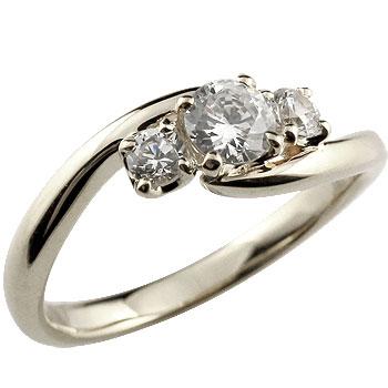 鑑定書付き 婚約指輪 エンゲージリング ダイヤモンド プラチナリング 指輪 ダイヤ スリーストーン トリロジー 大粒 SIクラス ストレート ブライダルジュエリー ウエディング 贈り物 誕生日プレゼント ギフト 妻 嫁 奥さん 女性 彼女 娘 母 祖母 パートナー 送料無料