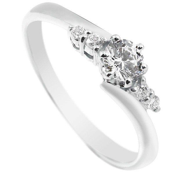 鑑定書付き VVS1クラス プラチナ900 ダイヤモンド 婚約指輪 エンゲージリング リング 一粒 大粒 ダイヤ ストレート 妻 嫁 奥さん 女性 彼女 娘 母 祖母 パートナー 送料無料