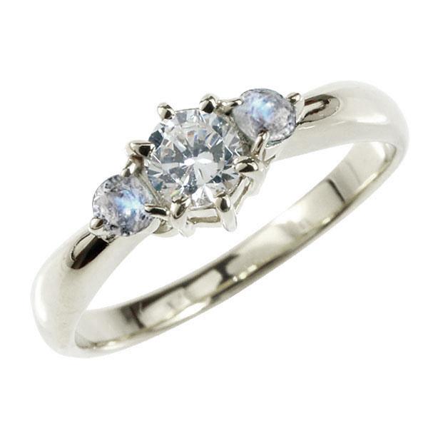婚約指輪 エンゲージリング ダイヤモンド リング ブルームーンストーン 指輪 大粒 ダイヤ ホワイトゴールドK18 18金 ダイヤモンドリング ダイヤ ストレート ブライダルジュエリー ウエディング 贈り物 ギフト 18k 妻 嫁 奥さん 女性 彼女 娘 母 祖母 パートナー 送料無料
